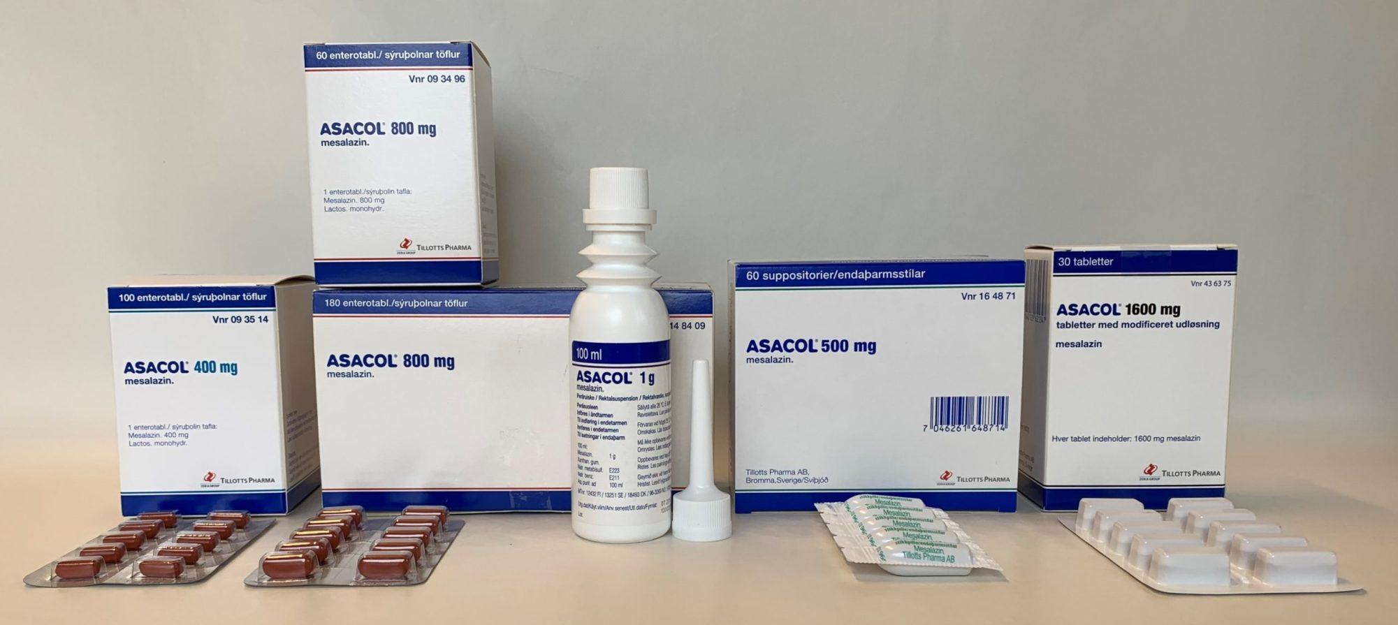 Asacol® Mesalazin